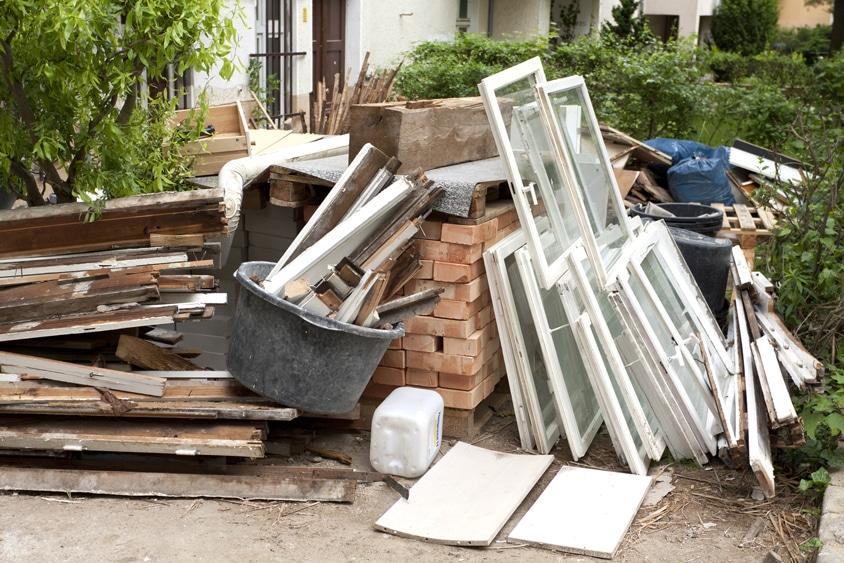 Selbstanlieferung bei Saubermacher Bau Recycling & Entsorgung in Wien, Leopoldsdorf und Klosterneuburg