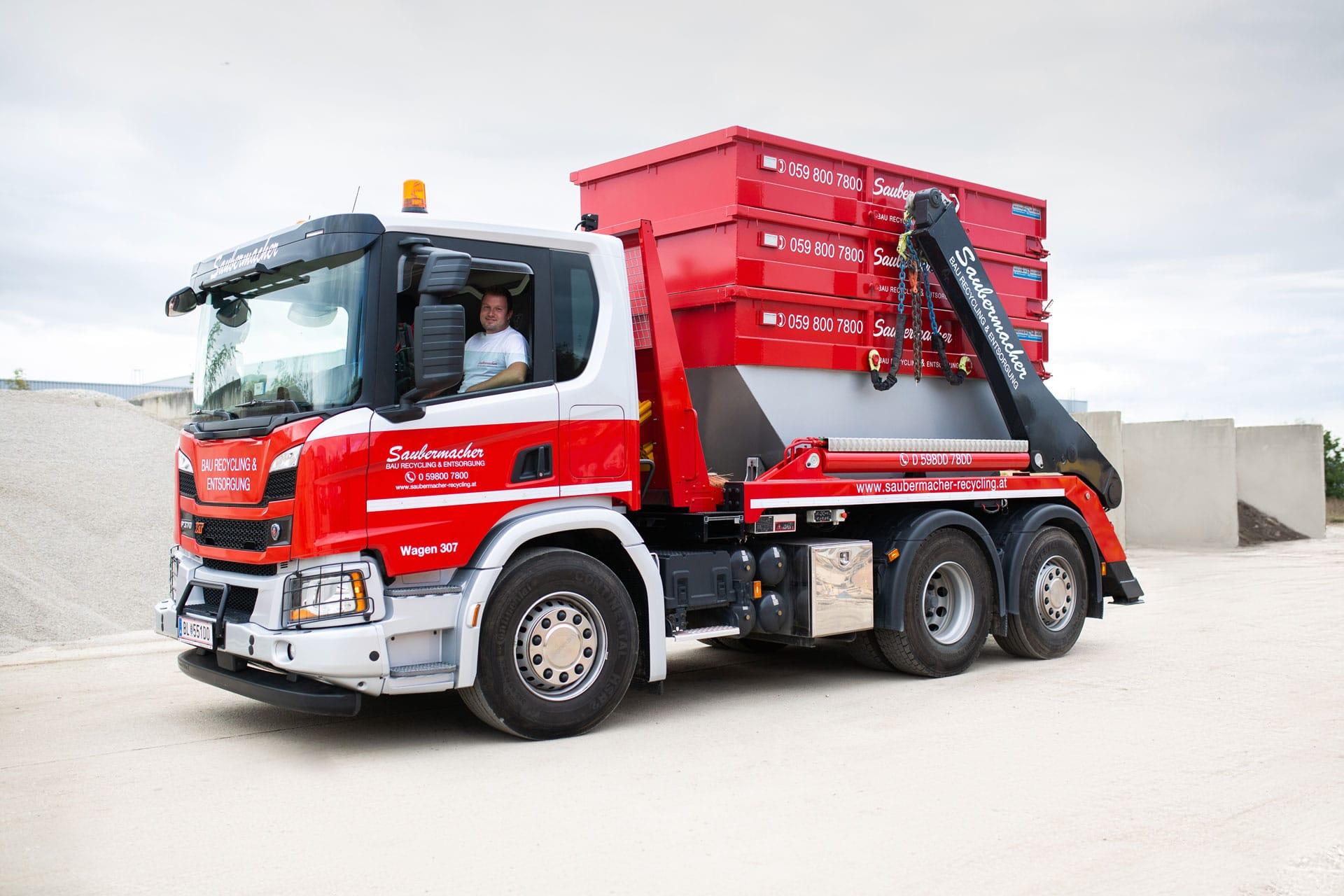 Saubermacher Bau Recycling & Entsorgung: Ihr kompetenter Profi für eine saubere und sichere Baustelle im Großraum Wien