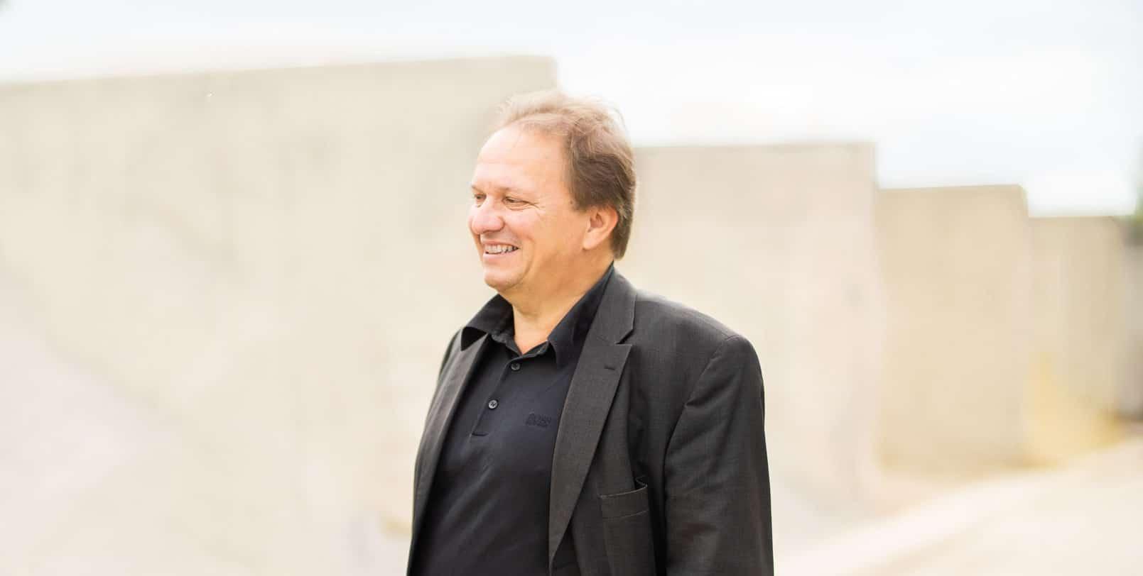Alois Fürnkranz - Geschäftsführung Saubermacher Bau Recycling & Entsorgung